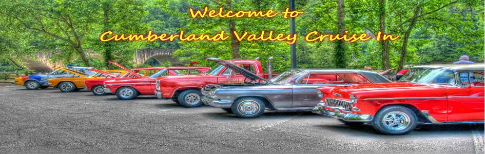 Cumberland Valley Cruise In - Car show kentucky